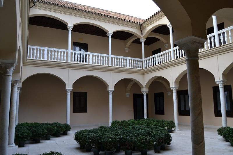 Visiter Malaga, musée Picasso