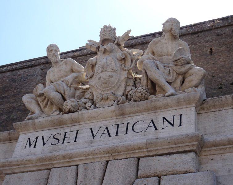 Les musées du Vatican, Musei Vaticani
