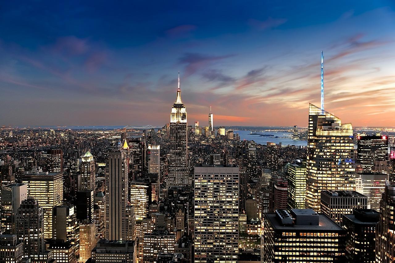 1 semaine à New York à partir de 458€ par personne (Vols A/R + hébergement)