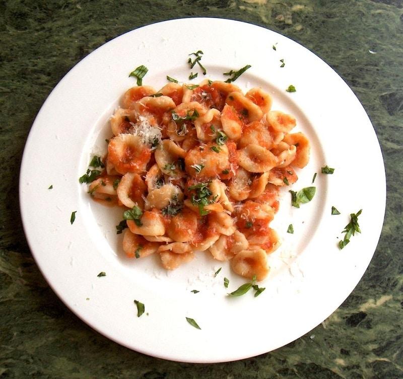 Visiter Bari, cuisine