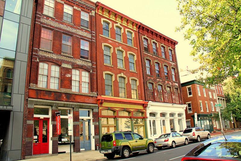 Old City, loger à Philadelphie