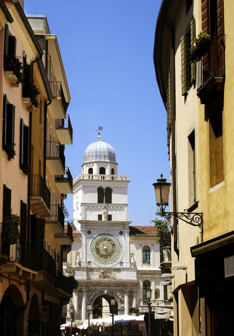 Piazza dei Signori, Padoue