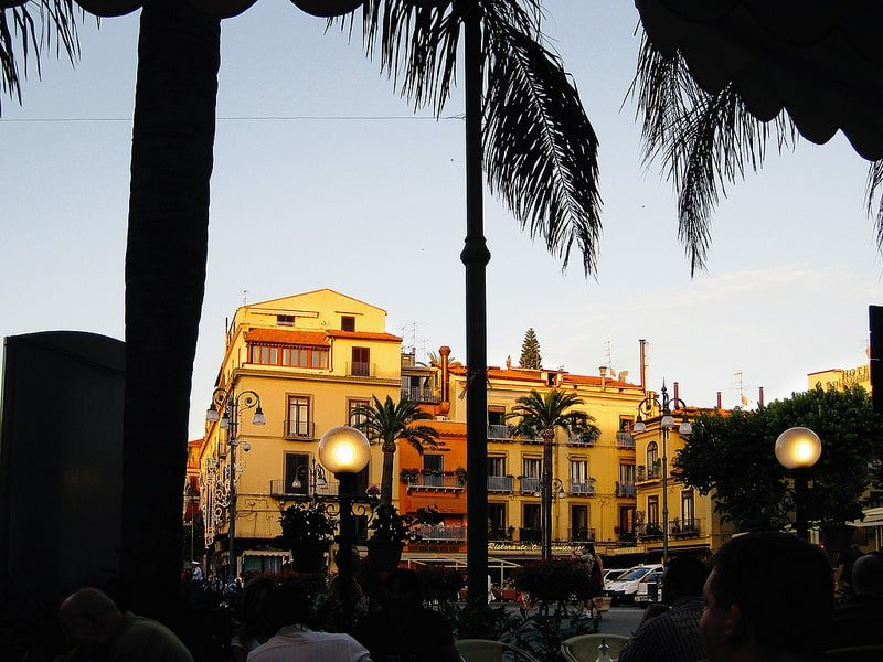 Piazza Tasso, Sorrente