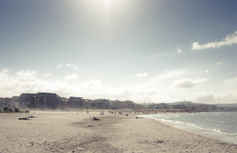 Plages, loger à Pescara