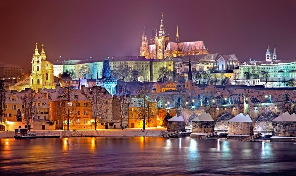 5 jours à Prague avant Noël à partir de 109€ TOUT COMPRIS par personne !