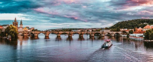 Croisière sur la Vltava à Prague : horaires, tarifs…
