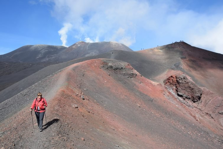 Randonnée Visiter l'Etna