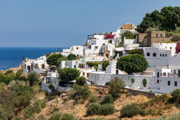 Grèce, voyager après l'été