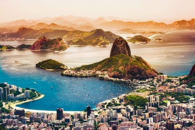 Carnaval de Rio 2019 à partir de 564€ par personne (Vols A/R + hébergement)