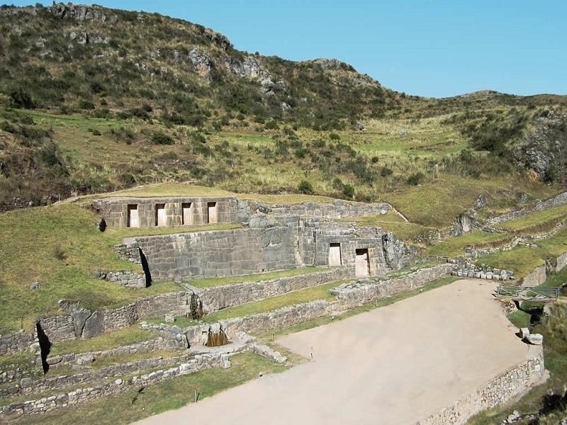Visiter Cuzco, ruines