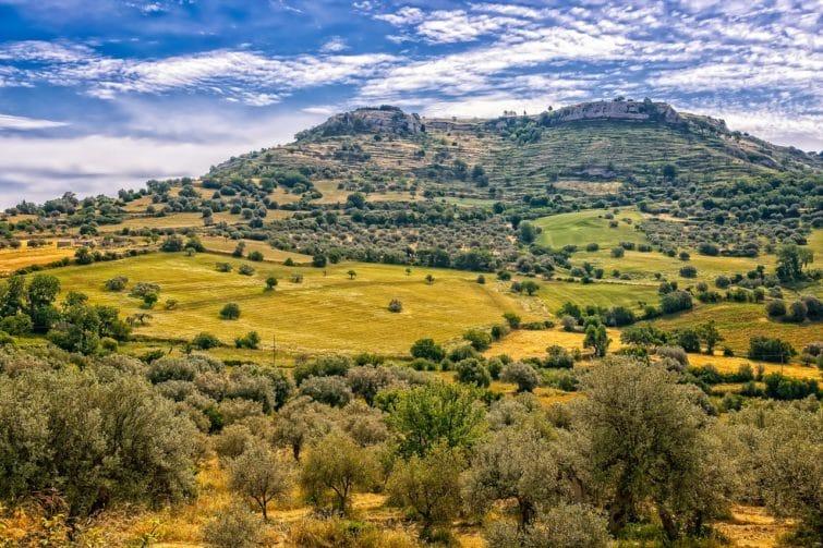 Louer une voiture en Sicile