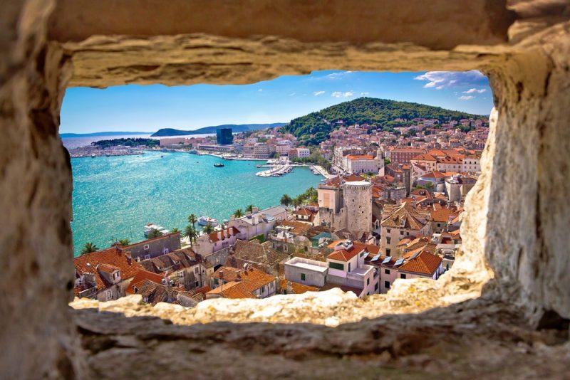 Spit, Croatie