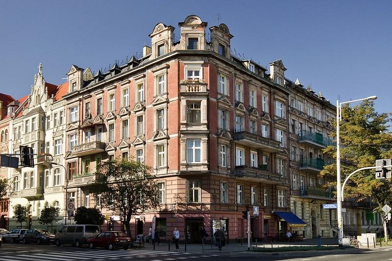 Loger Wroclaw, Srodmiescie