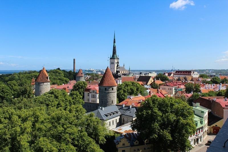 Loger Tallinn, vieille ville