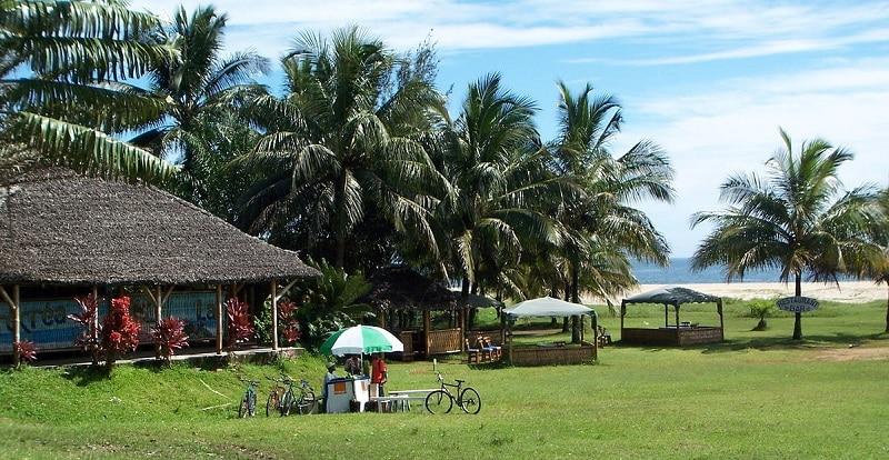 Loger Madagascar, Taomasina