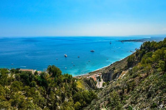 Les 6 choses incontournables à faire à Taormina