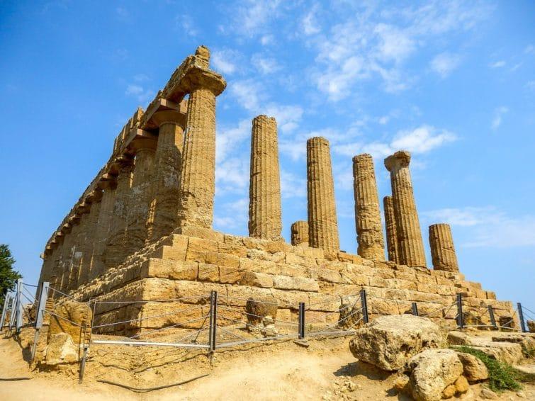 Temples d'Agrigente