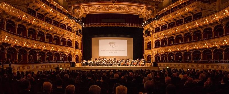 Visiter Bari, théâtre Petruzzelli