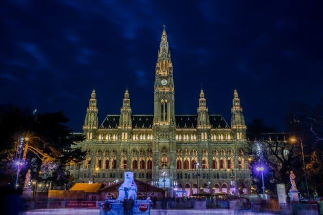 Vienne avant Noël pendant 3 jours à partir de 98€ tout compris !