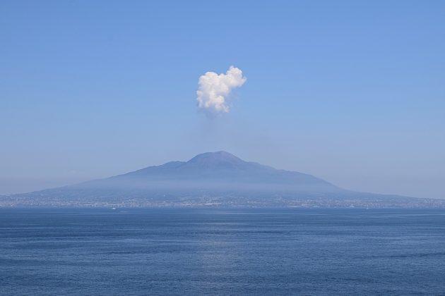 Visiter le Vésuve, le célèbre volcan de Naples