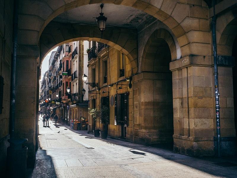 Vieille-ville, San Sebastian