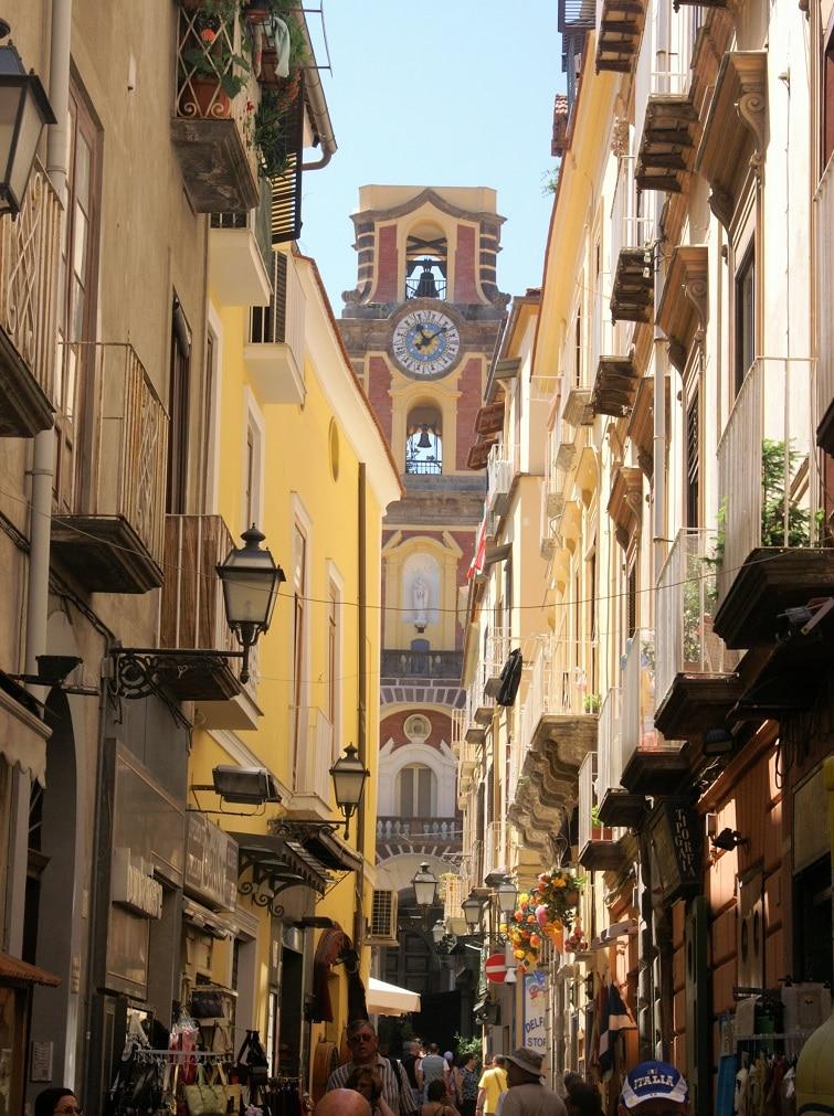 Vieux-centre de Sorrente