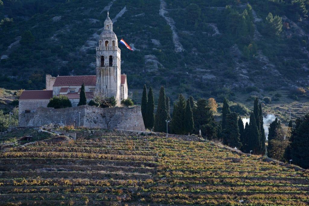 Carte Croatie Lieux Dinteret.Les 20 Plus Beaux Endroits A Visiter En Croatie