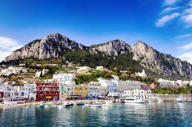Visiter l'île de Capri : que faire, comment y aller ?