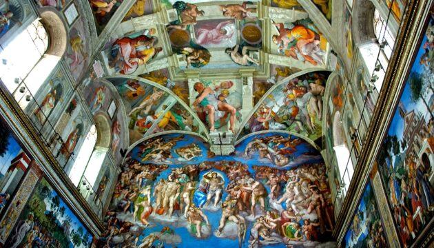 Visiter la Chapelle Sixtine au Vatican
