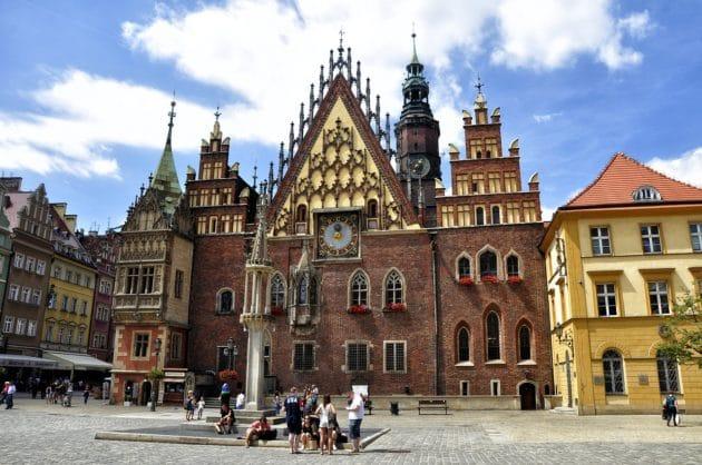 Dans quel quartier loger à Wroclaw ?