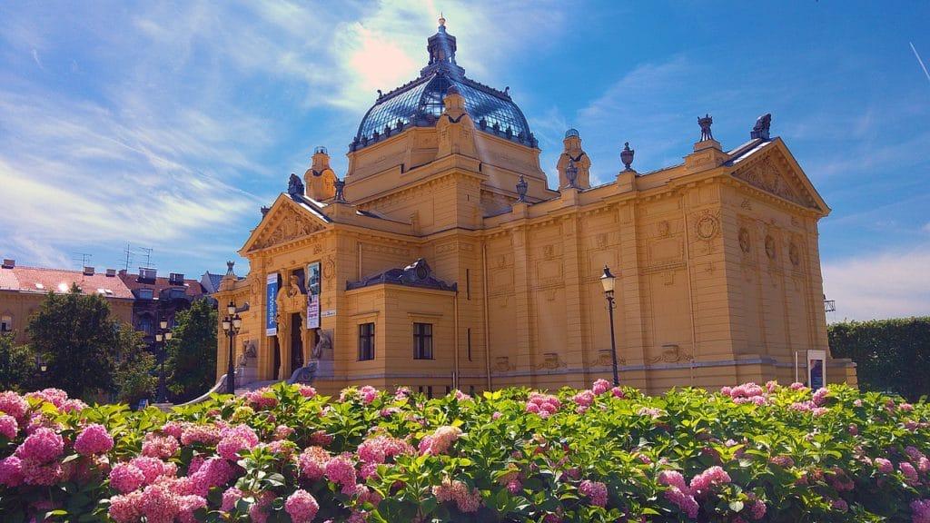 Zagreb, visiter la Croatie