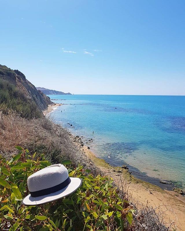 Zingarello, plage en Sicile proche d'Agrigente