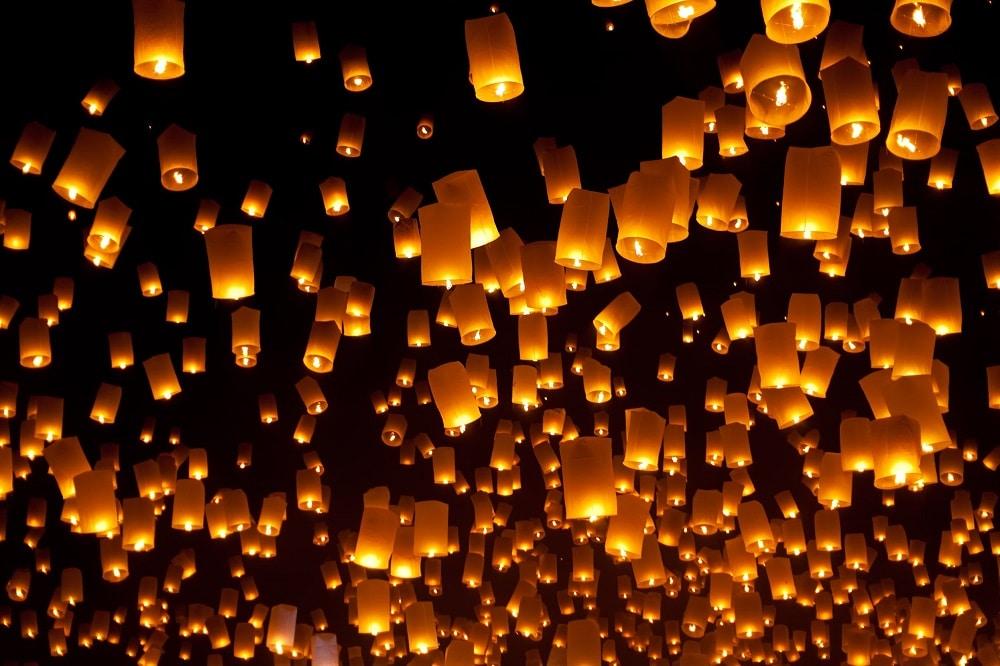Festival des lanternes à Chiang Mai : 10 jours à 598€ par personne (Vols A/R + Hébergement inclus)