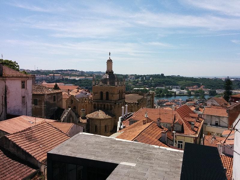 Almedina, Ville haute, Coimbra