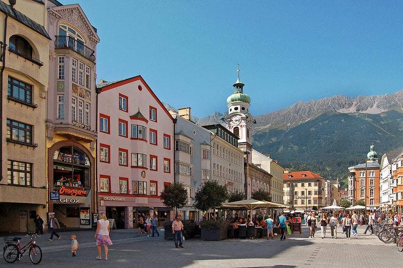 Quartier Altstadt, Innsbruck