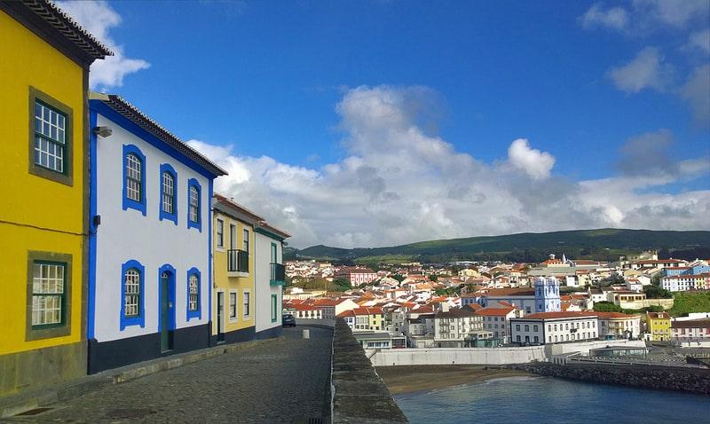 Angra do Heroísmo, Açores, Portugal