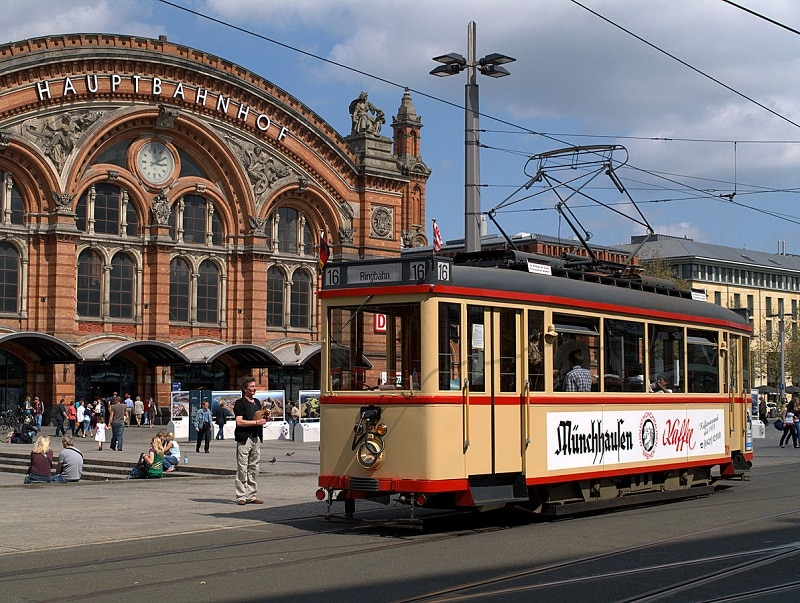 Loger Bahnhofsvorstadt