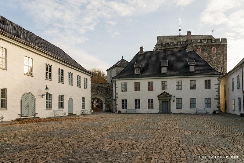 Fortresse Bergenhus, Bergen