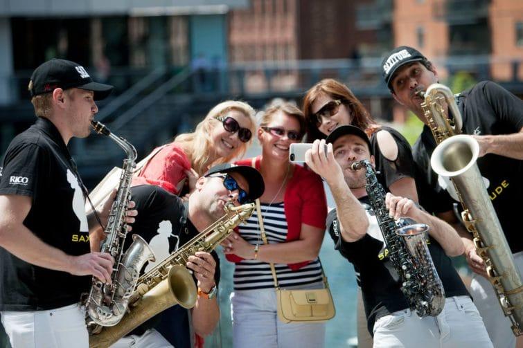 International Jazz Blues Festival, Birmingham