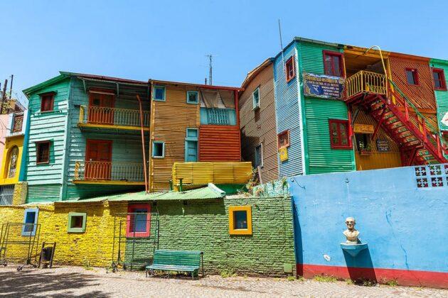 1 semaine à Buenos Aires à partir de 600€ par personne (Vols A/R + hébergement)