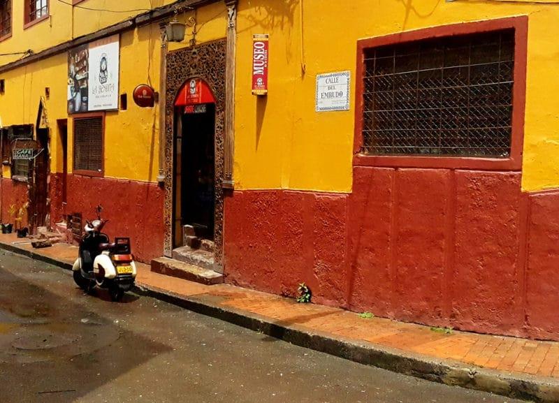 Quartier Candelaria, Bogota