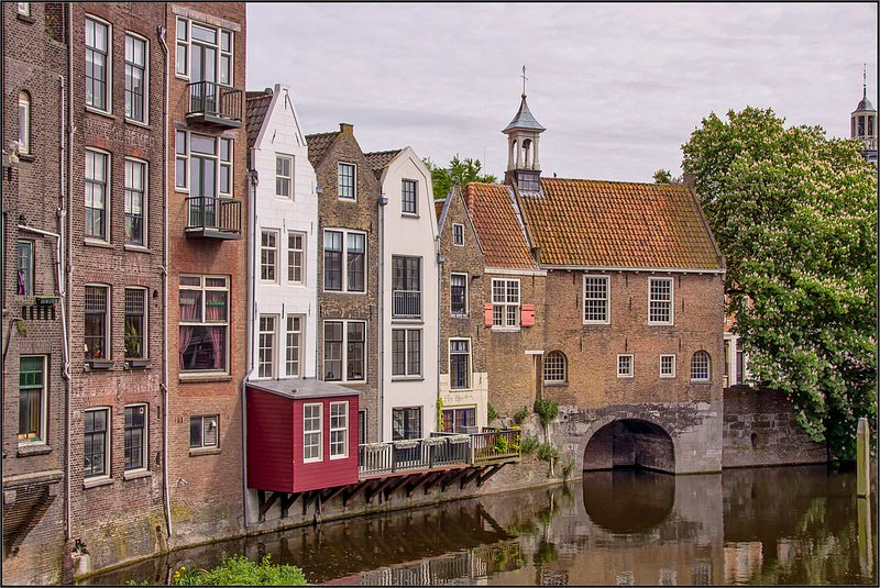 Quartier Delfshaven, Rotterdam
