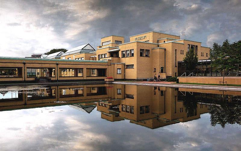 Gemeentemuseum Den Haag, La Haye