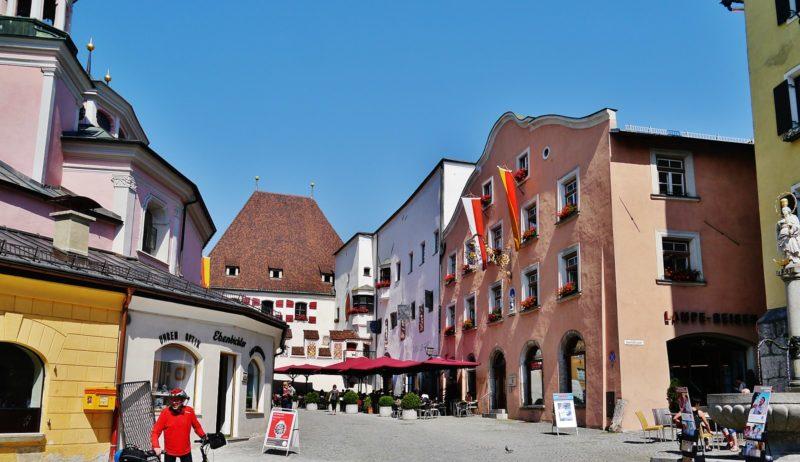Quartier Hall in Tyrol, Innsbruck