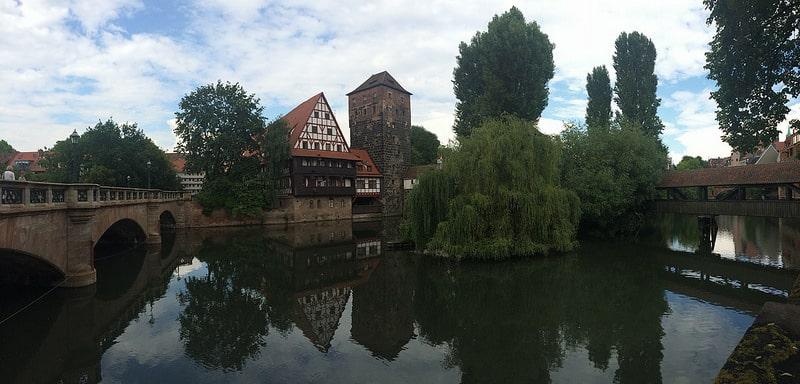 Quartier Himpfelshof, Nuremberg