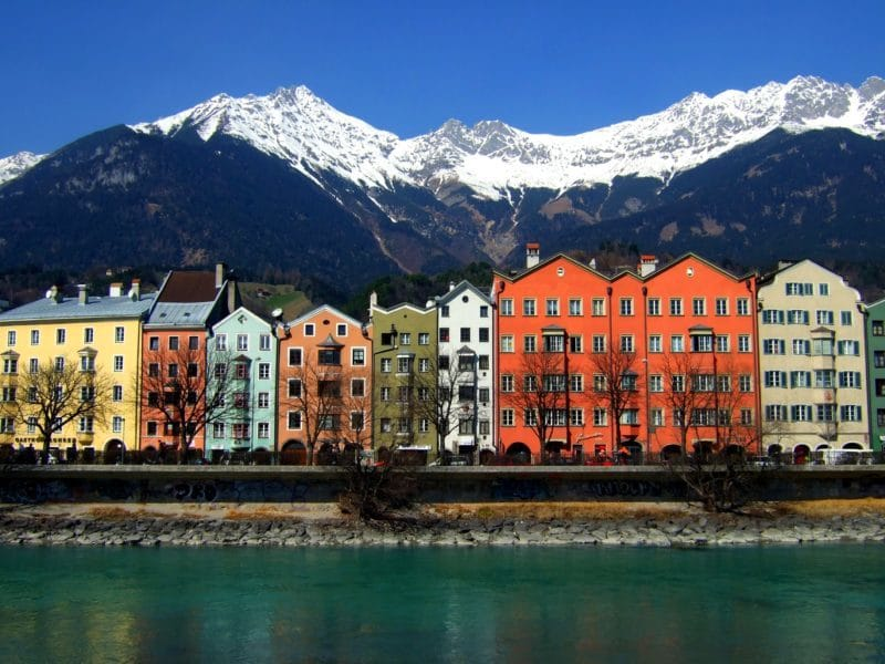 Quartier Hötting, Innsbruck