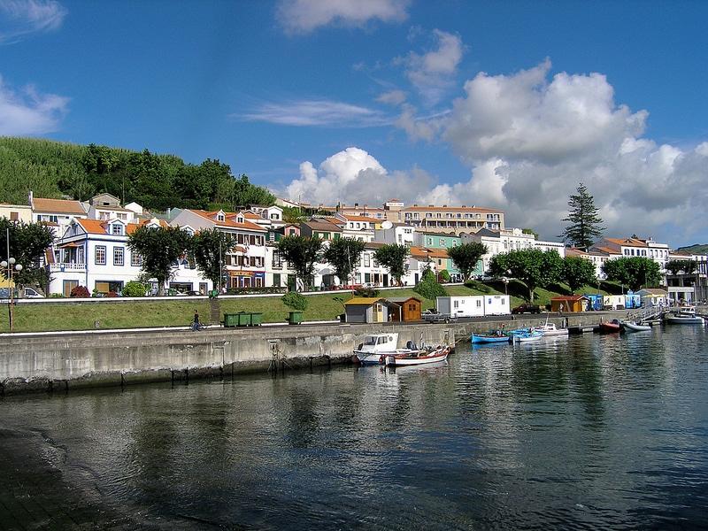 Horta, Açores, Portugal