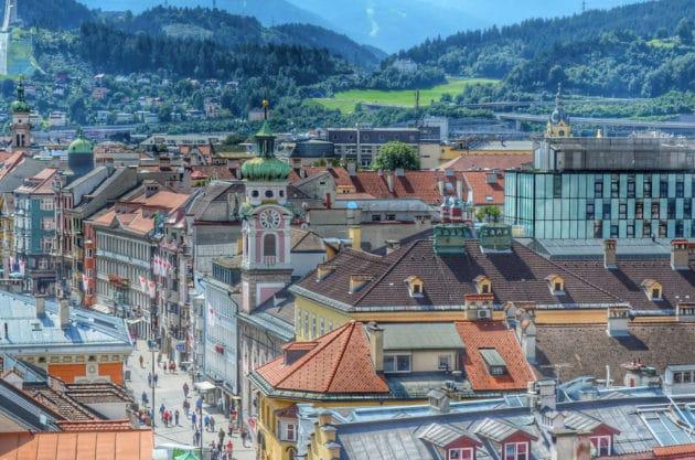 Dans quel quartier loger à Innsbruck ?