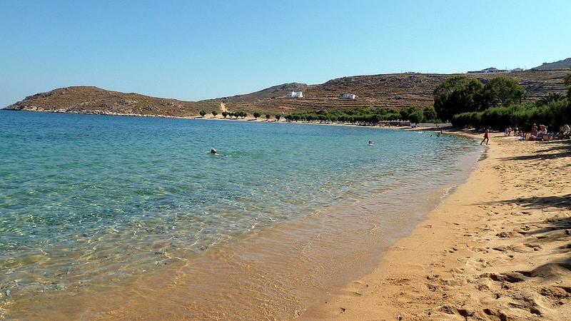 Livadaki Beach, Samos