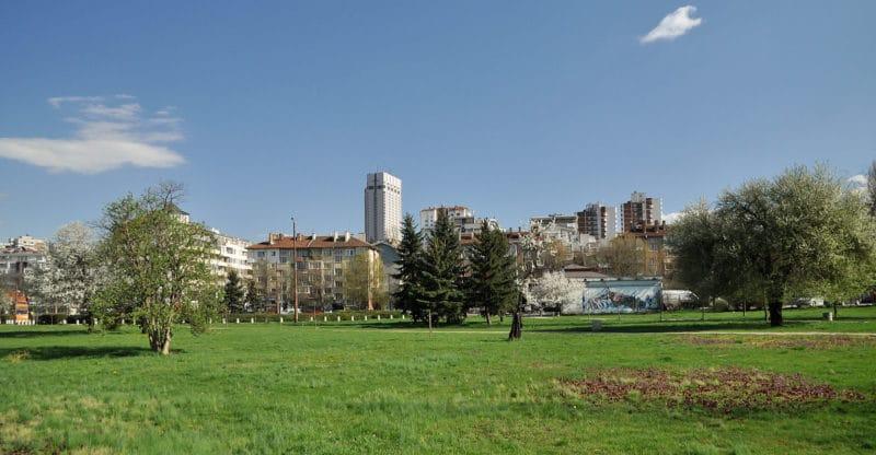 Lozenets, Sofia